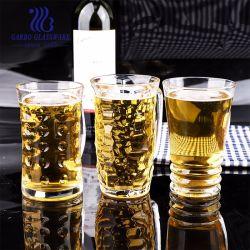 14oz Mug en verre de bière Big avec poignée Idée cadeau pour le café, d'eau, jus de fruits, Punch ou toute autre boisson de l'eau potable de pub Mugs Stein tasses pour le Bar