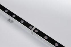 IP65 مبيت من الألومنيوم المقاوم للمياه بواجهة خارجية 18 واط غسالة حائطية LED مصباح للمشروع
