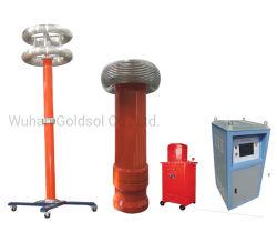 Frecuencia Variable de soportar Voltaget resonante CA Hipot HV Sistemas de prueba de 33kv/110kv/132kv/220kv; SIG de cuadros de control de los cables, transformadores, aisladores/800kv 800kVA.