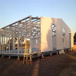 Cheap 20 % de remise Structure en acier préfabriqués Bâtiment de stockage pour l'entrepôt