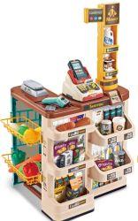 Creative Time Kids Fun shopping de luxe Jouet de supermarchés 48pcs