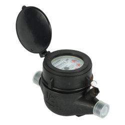 ウォーターフローメーターメカニカルフローメーターマルチジェットドライ R160 水計クラス C 水計プラスチック水計