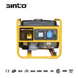 Uso domestico 93dba 1kw-8kw avviamento elettrico portatile benzina/benzina Gruppo elettrogeno