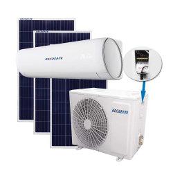 Einsparung-Energie 90% Acdc auf Rasterfeld-Solarklimaanlage 18000BTU
