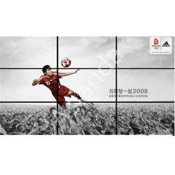 Billig 46 49 55 65 Panel-Bildschirm-Bildschirmanzeige-Video-Wand des Zoll-4K des Preis-Innen2x2 3X3 HD LCD
