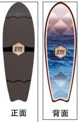 Surf Skateboard Carver Land Surfing Volwassen Surfboard met snelle levering Surf Skate CX4 Surfskate