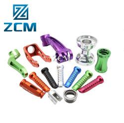Lage hoeveelheid CNC Machining Service/Custom Made Metal Anodized Aluminium Electric Onderdelen van de motorfiets met vuilfiets/adapter van de stuurwielnaaf/auto/auto-onderdelen