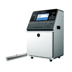 Industrial Batch Fecha de caducidad máquina de codificación impresora de inyección de tinta continua para Paquete de alimentos y lata de estaño