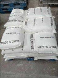 즉시 Shipmentl에서 Chemicals 99.5% 99.8% White Powder Resin Melamine을 선택합니다