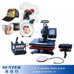 El calor de alta calidad sublimación Prensa T-Shirt impresora