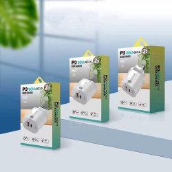 Telefoonaccessoires 20 W USB C smartphone snel opladen met USB-kabel voor oplader voor mobiele telefoon