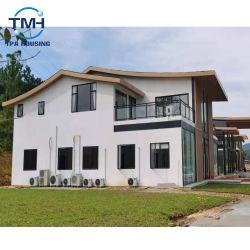 Болтовое соединение стальных структуры здания из сборных конструкций Tiny House Pre ткань дом для продажи