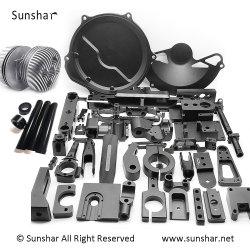 Monatliche Angebote Automatische Maschine Aluminium Teile Komponenten Jigs CNC-Drehmaschine Bearbeitungsfabrik