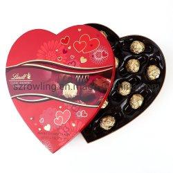 Inner-Papierschokoladen-Kasten für Valantines'day Süßigkeit-Kasten