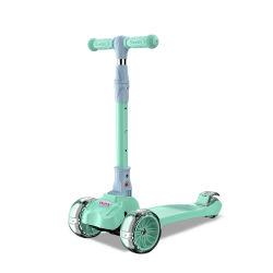 Dlpo Toy Car Kids 3 Rodas Triciclo Scooter Pontapé de plástico