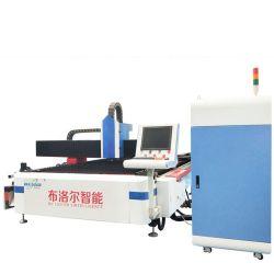 Famosa 1000W de alta qualidade para o metal, máquina de corte de fibra a laser 2000W / Aço inoxidável / aço carbono