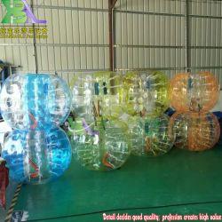 L'intérieur gonflable en PVC 0,9M Kids Size Sumo balles bouclier bulle batteur de soccer de corps humain la bille de bouclier