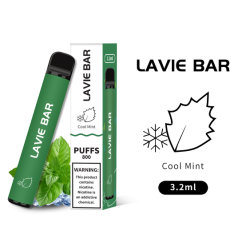 Ganze Verkauf Vape 800 Puffs Ecigarette Papier Box Verpackung