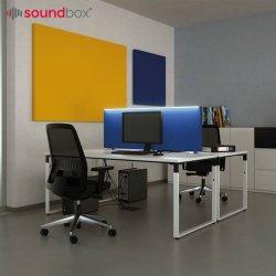 Ткань акустических панелей управления Звукопоглощения Studio а также дизайн панелей акустического шума Шумозащитный панели