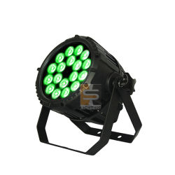 IP65 etapa de luz impermeable LED PAR de luz 18 X 10W