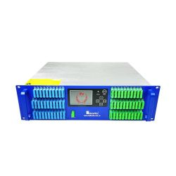 64 Anschlüsse Pon & CATV WDM EDFA Verstärker mit JDSU Laser 2 Jahre Garantie
