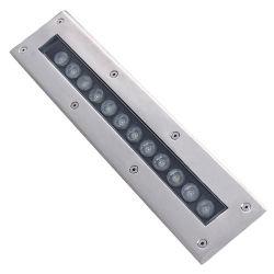 Для использования вне помещений наружного освещения корпуса в саду проектор цвет RGB Inground ПЕРЕМЕННОГО ТОКА линейные прожектора