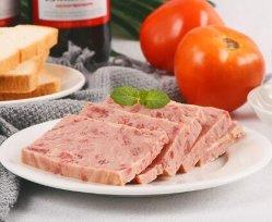 맞춤형 이미지 햇볕에 그을린 홀리데이 포크 햄 오찬 고기 다량 긴 보관 범위