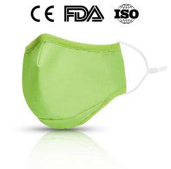 Maschera di protezione protettiva della polvere lavabile riutilizzabile FFP1 FFP2 del cotone