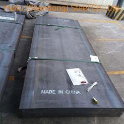 중국 공장 25mm 두께 고온 압연 연약한 MS 강판 Good Quality ASTM 5mm Q235 High Carbon Metal Steel Sheet 건설