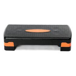 100kg de carga máxima Cardio Pedal ajustable Non-Slip Yoga Stepper Aerobic gimnasia de renegociación de los pedales de equipos de gimnasia