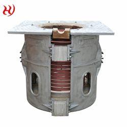 2020 Venda quente indução eléctrica forno de fusão para fundição de alumínio/cobre/Cobre/Bronze/aço/ferro