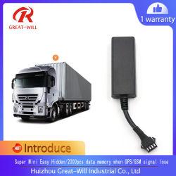 Gran voluntad Tr05 Auto GSM Mini Coche Sos inteligente sistema Tracker GPS Tracker GPRS Chip
