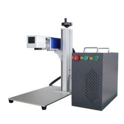 Bon marché et pratique 20W 30W Max fibre Laser Marking machine, Marquage et gravure sur métal
