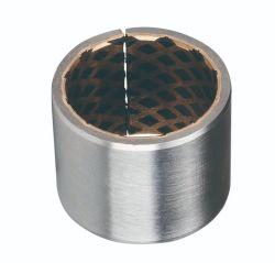 Bimetal Oilless deslizando el auto de lubricar el casquillo de apoyo