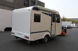 이동식 주택 여행 트레일러 캠핑 캐러밴, 욕실