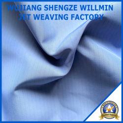 Haute qualité Fils de filaments de polyester antistatique 2% fibre de carbone de vêtements en tissu antistatique ESD avec revêtement en Teflon
