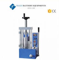 Manual de laboratorio 12t frío prensa isostática Máquina hasta Max. 300 MPa