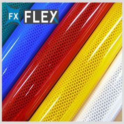 Vinil PVC refletivo imprimível brilhante faixa flexível para cartazes
