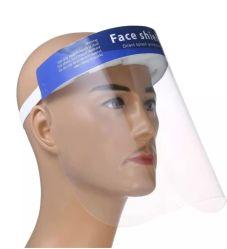 Schermo trasparente delle maschere di protezione della mascherina protettiva di isolamento della visiera della prova della nebbia di alta qualità dell'animale domestico speciale personale di promozione