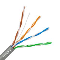 Cavo LAN hot-sell cavo FTP UTP Cat5e conduttore Cu/CCA Cavo di rete Cat 5