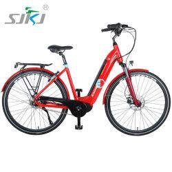 28'' Electric Bike City eBike 21 Speed 250W batterij