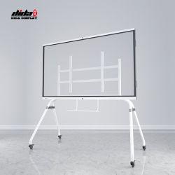 TV의 55인치용 대형 스크린 휴대용 LCD TV 바닥 스탠드 최대 110인치