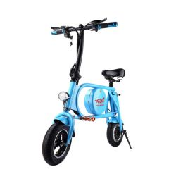 350W 8Ah / 12Ah mini bicicleta eléctrica e motos scooter eléctrico