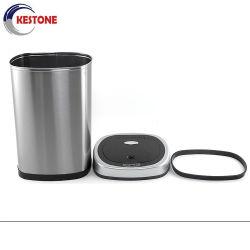 건전지 은 적외선 쓰레기통 자동적인 센서 폐기물 궤