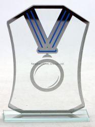 Оптовая торговля корпоративные достижения признания дешевые бизнес персонализированные стекла трофей подарок Crystal Reports и футболе