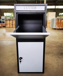 Jas-157 Caja de entrega de Cartas de Paquetes metálicos al aire libre para correo Y Parcel