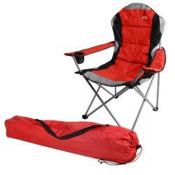 내구성이 뛰어난 코튼 패딩 디렉터 의자, 패딩 처리된 접이식 의자, 안정용 금속 프레임이 있는 접이식 디렉터 의자