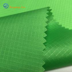 Высокое водонепроницаемость качество ткани Taffeta 210 т ткань с серебряным покрытием Текстиль для Зонт/чехол для автомобиля