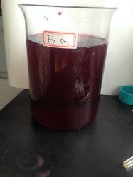 Usine de l'eau d'alimentation de l'extrait de la peau du raisin soluble cépage rouge de couleur rouge de la peau