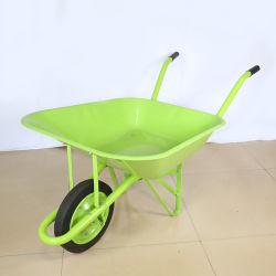Wb6200 좋은 품질 최신 인기 상품 강철 외바퀴 손수레